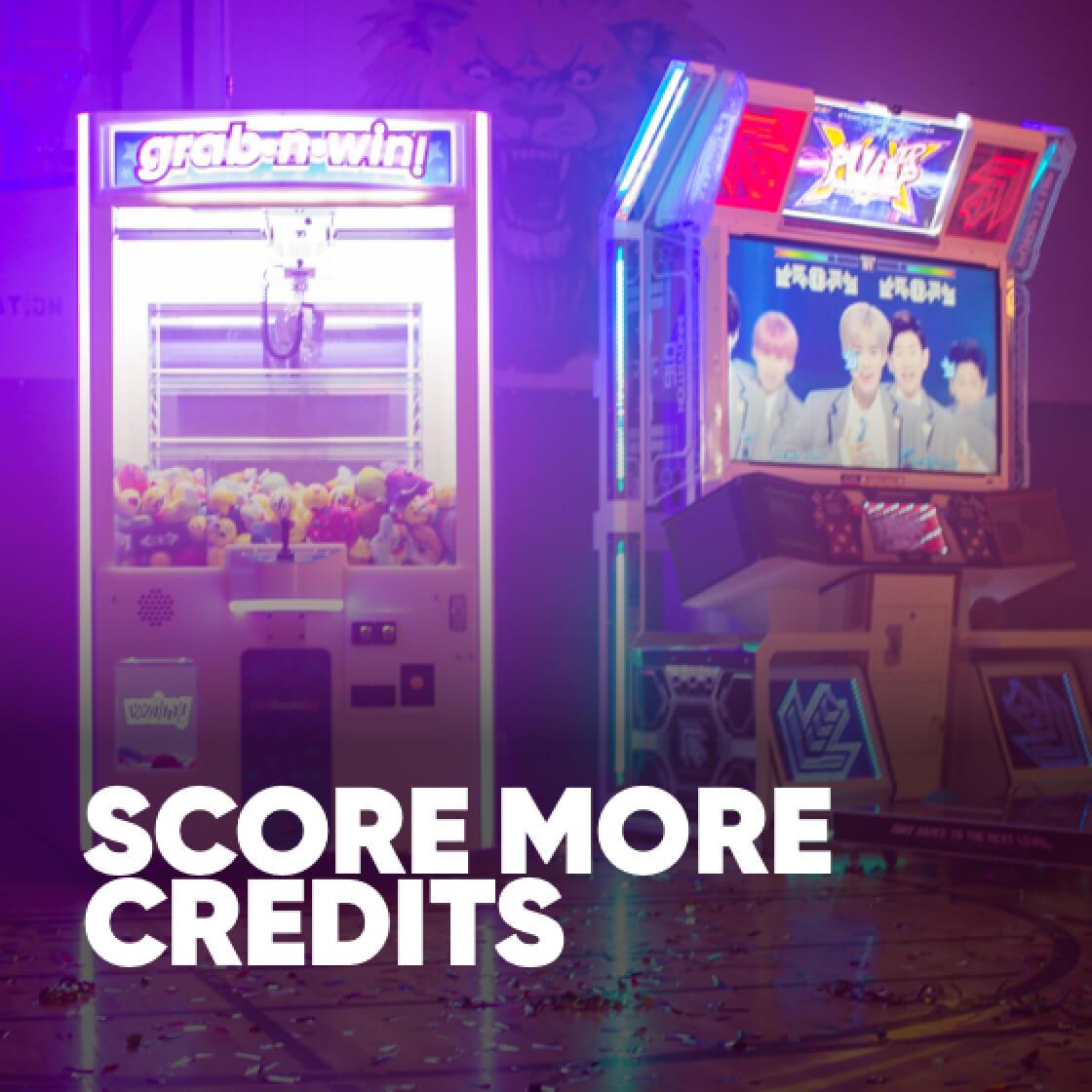 Score More Credits